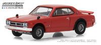Nissan Skyline 2000 GT-R (1972) Tokyo Torque Greenlight 1/64