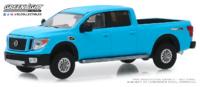 Nissan Titan XD Pro-4X (2018) Greenlight 1/64