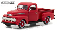 Pickup Ford F-1 Coral Flame Greenlight 86316 escala 1/43