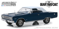 "Plymouth Belvedere GTX ""Graveyard Carz"" (1967) Greenlight 1/18"