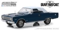 "Plymouth Belverede GTX ""Graveyard Carz"" (1967) Greenlight 1/18"