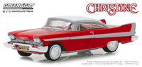 "Plymouth Fury ""Christine"" (1958) Greenlight 1:64"
