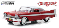 "Plymouth Fury ""Christine"" (1958) Greenlight 1/24"