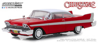 "Plymouth Fury ""Christine"" (1958) Greenlight 1/43"