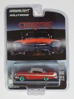 "Plymouth Fury ""Christine"" (1958) Greenmachine 1/64"