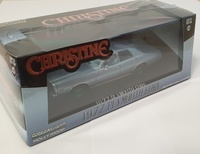 "Plymouth Fury ""Christine - Detective Junkin's (1977) Greenmachine 1/43"