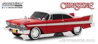 """Plymouth Fury """"Christine"""" Versión diabólica con cristales tintados (1958) Greenlight 1/24"""