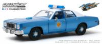 "Plymouth Fury Policía de Arkansas ""Smokey and the Bandit"" (1977) Greenlight 1/24"
