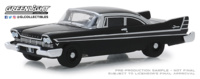 Plymouth Fury Serie Black Bandit 21 (1957) Greenlight 1/64