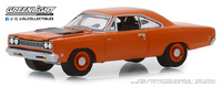 "Plymouth HEMI Correcaminos - 426 HEMI ""50th Anniversary"" (1969) Greenlight 1:64"