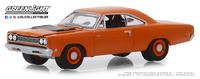 """Plymouth HEMI Road Runner - 426 HEMI """"50th Anniversary"""" (1968) Greenlight 1:64"""