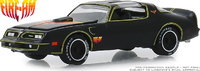 "Pontiac Firebird ""Fire Am"" VSE (1977) Greenlight 1/64"