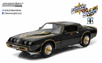 "Pontiac Firebird Trans Am Turbo ""Smokey & The Bandit II"" (1980) Greenlight 1/18"