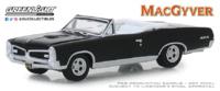 "Pontiac GTO Convertible (1967) ""MacGyver"" 2016 Greenlight 1/64"