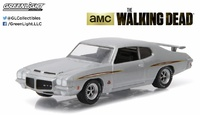 "Pontiac GTO ""The Walking Dead"" (1971) Greenlight 1:64"