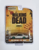 "Pontiac GTO ""The Walking Dead"" (1971) Greenmachine 1/64"
