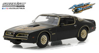 "Pontiac Trans Am ""Smokey and the Bandit"" (1977) Greenlight 1:43"