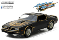 "Pontiac Trans Am ""Smokey and the Bandit"" (1977) Greenlight 1/18"