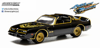 "Pontiac Trans Am ""Smokey and the Bandit"" (1977) Greenlight 1/64"