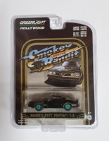 "Pontiac Trans Am ""Smokey and the Bandit"" (1977) Greenmachine 1/64"