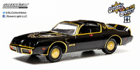 "Pontiac Trans Am ""Smokey and the Bandit II"" (1980) Greenlight 1/64"