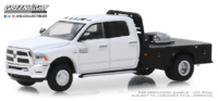 "Ram 3500 ""Blanco y Negro"" (2018) Greenlight 1/64"