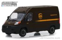 """Ram Pro-Master 2500 """"UPS"""" (2018) Greenlight 1/43"""