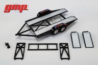 Remolque coches con rampas y estante neumaticos -Chevrolet GMP 1/43