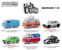 Set Club Vee-Dub series 10 Greenlight 1/64