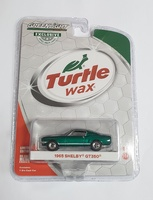 "Shelby GT350 ""Turtle Max"" (1965) Greenmachine 1/64"