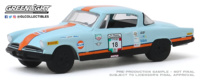 Studebaker Champion Gulf Oil #18 (1953) - La carrera panamericana de (2018) Greenlight 1/64