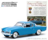 "Studebaker Commander ""Vintage Ad Cars Series 2"" (1953) Greenlight 1:64"
