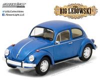 "Volkswagen Beetle ""El Gran Lebowski"" (1973) Greenlight 1/43"