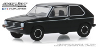 "Volkswagen Golf Mk1 ""Black Bandit series 22"" (1976) Greenlight 1/64"
