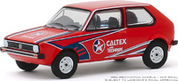 "Volkswagen Golf Mk1 - ""Caltex with Techron"" (1975) Greenlight 1/64"