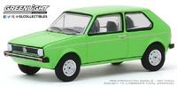 Volkswagen Rabbit - Rallye Green Vee Dub Series 10 Greenlight 1/64