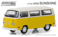 "Volkswagen T2 (1978) Furgoneta de ""Little Miss Sunshine"" (2006) Greenlight 1/64"