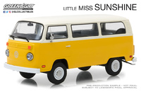 Volkswagen T2 (1978) Pequeña Miss Sunshine Greenlight 1/24