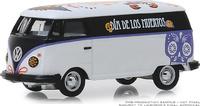 """Volkswagen T2 Panel Van """"Día de los muertos"""" (2019) Greenlight 1/64"""
