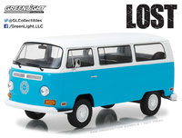 "Volkswagen Type 2 (1971) ""Lost TV-series"" (2004-10) Greenlight 1:24"