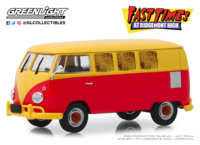 "Volkswagen Type 2 (T1) Station Wagon 1967 ""Fast Times at Ridgemont High"" (1982) Greenlight 1/43"