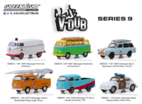 Volkswagen Type 2 Double Cab (1972) Greenlight 1/64