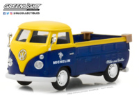 "Volkswagen Type 2 Michelin tires ""Running on Empty Series 1"" Greenlight 1/64"