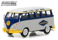 "Volkswagen Type 2 Samba Bus Goodyear Tires ""Running on Empty Series 1"" Greenlight 1/64"