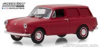 Volkswagen Type 3 Panel Van (1968) Greenlight 1:64