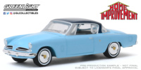 Wilson's 1953 Studebaker - serie Un chapuzas en casa - Greenlight 1/64